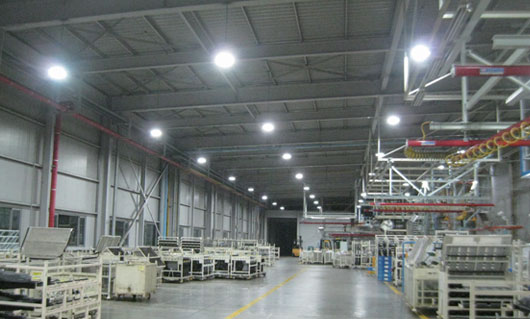 Warehouse-LED-lighting